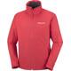 Columbia Bradley Peak Jacket Men red spark